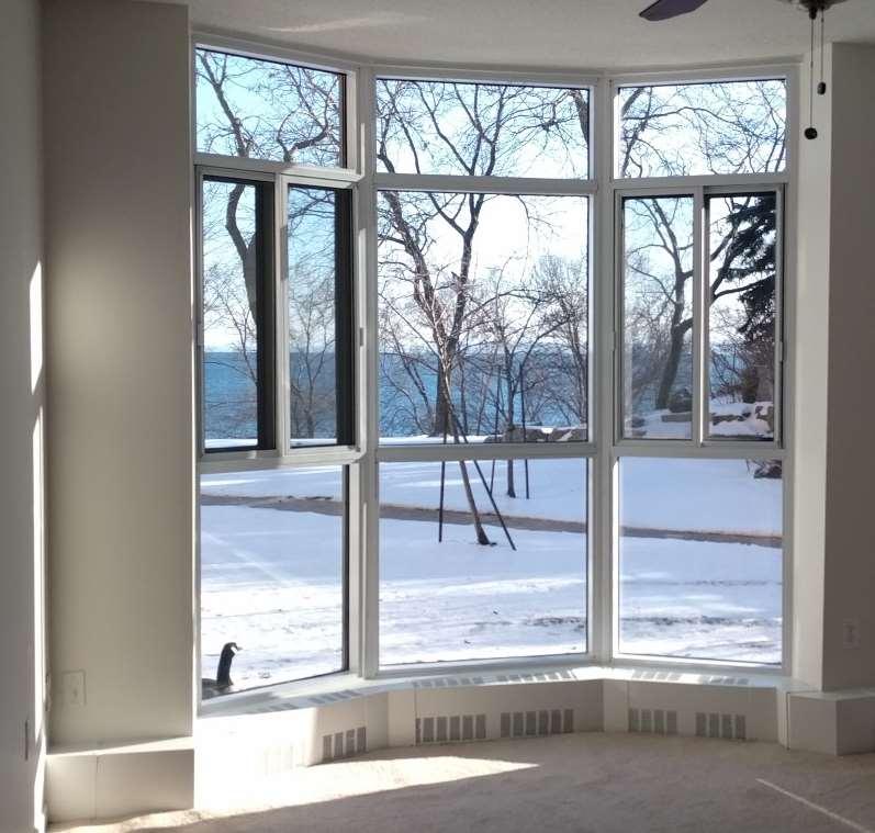 Window-Wall Post-Retrofit